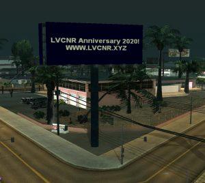 LVCNR Billboard